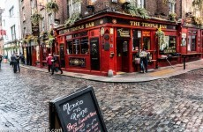 Temple Bar named one of the world's 'most disappointing' tourist destinations