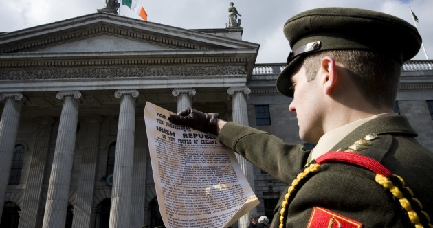 No royal family this year, but here's what's happening at today's Easter Rising commemorations...