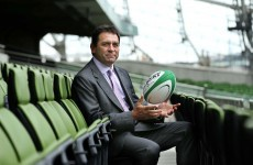 Nucifora to bring 'greater alignment across all areas' of Irish rugby