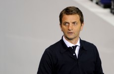 Sherwood wants Europa League qualification despite the risks