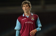 20-year-old West Ham player loses battle with cancer