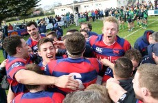 Clontarf win Ulster Bank League as Old Belvedere crumble at relegated Garryowen