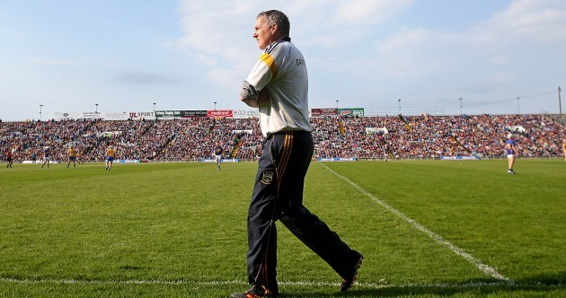Tipp reaching the league final is strange, admits boss Eamon O'shea