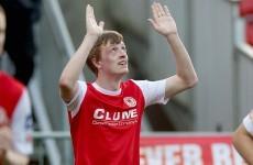 VIDEO: 45-yard Forrester wondergoal helps Saints power past Drogheda