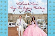 Only a joke, like: Royal wedding 'gypsy' spoof taken off the shelves