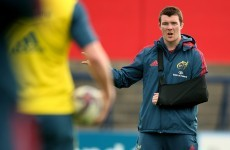 In pictures: Munster's players in training ahead of Heineken Cup semi final