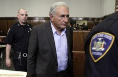 DNA taken from maid's uniform 'matches Strauss-Kahn'