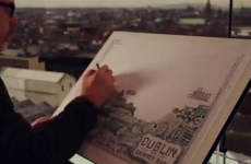 Wonderful timelapse drawings of the Dublin skyline will make you proud of the city