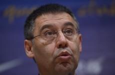 FIFA suspends Barcelona transfer ban