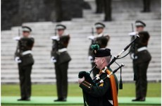 €1.73m: The Defence Forces bill for Obama and Queen visits