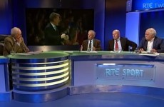 RTÉ's three wise men have their say on Moyes and Man United's next manager