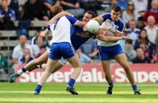 Here's the Monaghan and Cavan teams for this weekend's football league finals