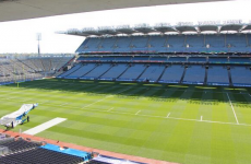 This is what Croke Park will look like when it hosts American football