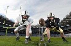 How Croke Park will go from American football to Gaelic football in 24 hours