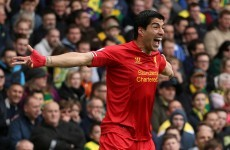 Luis Suarez has made the best villain to hero comeback since they hung 'David Beckham'