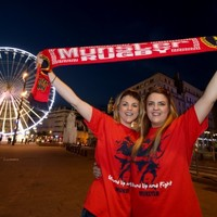 In pictures: Munster players and fans make their presence felt in Marseilles