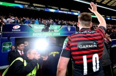 Saracens' name on the Heineken Cup? Ashton breaks record as Clermont crumble