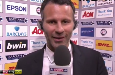 'A dream day for us' – Sleepless Giggs revels in winning start to coaching career