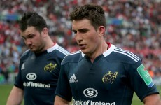 Munster's Ian Keatley: 'We didn't do all the things that we said we would do'