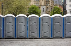 Dublin council pays €52k on portable toilets, but no plans for permanent loos