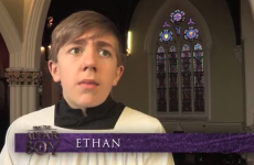 Young lads battle it out to be Ireland's Next Top Altar Boy