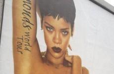 An Irish man is suing Rihanna...it's the Dredge