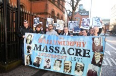 Ballymurphy parachute regiment killings: NI Secretary says 'no' to Hillsborough-style probe