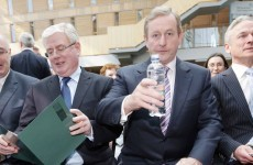 'Reasonably quickly': Kenny and Gilmore still can't say when they'll decide on water charges
