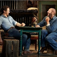 Chris O'Dowd has been nominated for a Tony Award