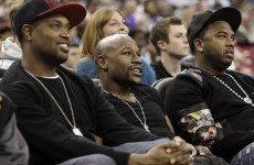Floyd Mayweather says he would like to buy the LA Clippers
