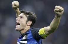 Inter legend Zanetti to become club director at the end of the season