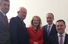 How much grief are Micheál Martin and Fianna Fáil getting on the doorsteps?