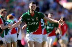 Diarmuid O'Connor set for Mayo senior debut as 11 of All-Ireland side to face New York
