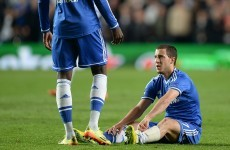Eden Hazard criticises Jose Mourinho's tactics saying 'Chelsea not made to play football'