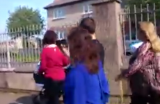 "VIDEO: Labour candidate confronted in Dublin, ""thuggery and intimidation"" says Joan Burton"