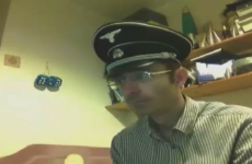 VIDEO: Nazi-sympathiser who planned to blow up mosques plays Pro Evo in an SS hat