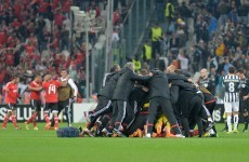 Sevilla to play Benfica in Europa League final‎ thanks to last-gasp away goal