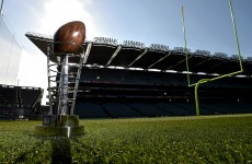 'US fans will golf their way from Shannon to Dublin for the Croke Park Classic'