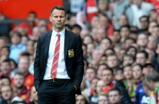 'Nothing's changed': Giggs relaxed about Old Trafford future