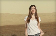 How long could a human survive on Mars wearing only jeans and a t-shirt?