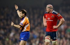 Fitting swansong for Alain Rolland as he gets Heineken Cup final reffing gig