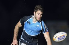 Seymour rounds off hat-trick in style as Glasgow strengthen second spot
