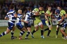 21-year-old Bath prodigy George Ford races in great try to stun Saints