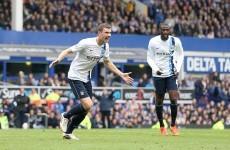 As it happened: Everton v Manchester City, Barclays Premier League