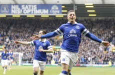 This is the Ross Barkley crackerjack that had Man City sweating at Everton