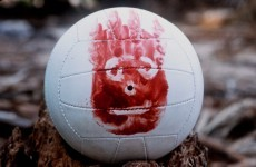 A volleyball named Wilson had Ireland sobbing its heart out last night