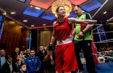 Katie Taylor warms up for European Championships with three wins in 48 hours
