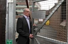 Gerry Adams 'doing fine and looking well' in custody