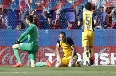 Atletico's title hopes take huge blow as they're beaten 2-0 by Levante
