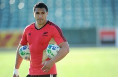 'I can't wait to get over there' - Mils Muliaina on his switch to Connacht